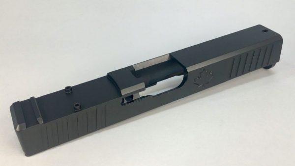 GFG Classic slide Glock17 Gen4 Canada Trijicon RMR DLC
