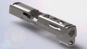 SIG Sauer P320 windows milling