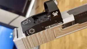 Optic cut