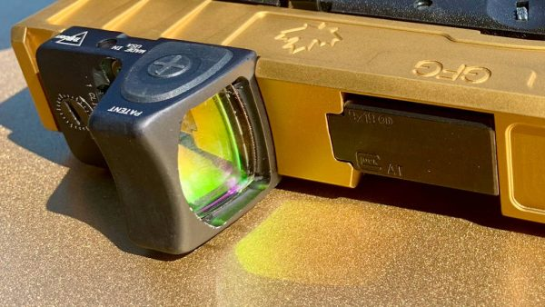 GFG milling optic cut