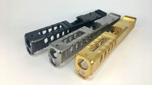GFG RAPTOR GLOCK 17 GEN4 SLIDES MADE IN CANADA