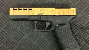 GFG handgun GLOCK 17 Gen4