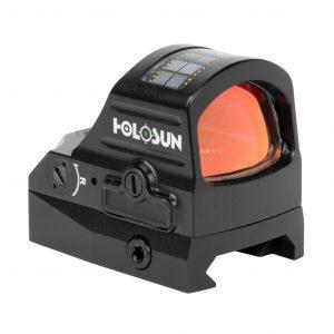 Holosun HE507C-GR-V2 Elite Mini Multi-Reticle Green Dot Sight