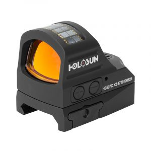 Holosun HS507C-X2 Classic Open Reflex Optical Red Dot Sight