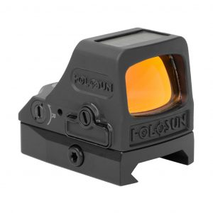 Holosun HE508T-GR-V2 Elite Titanium Open Reflex Optical Green Dot Sight