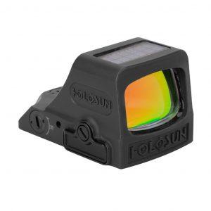 Holosun HE508T-RD-X2 Elite Titanium Open Reflex Optical Red Dot Sight
