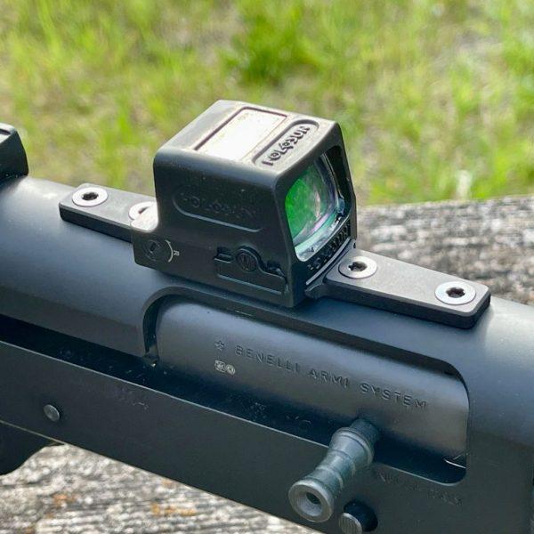 GFG OPTIC MOUNT PLATE BENELLI M4 M2 SHOTGUN HOLOSUN 509T