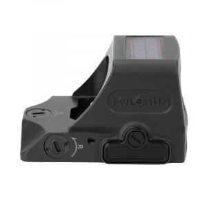 Holosun HE508T-GR-X2 Elite Titanium Open Reflex Optical Green Dot Sight
